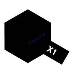 X-1 Black (Черная) краска акрил. 10м