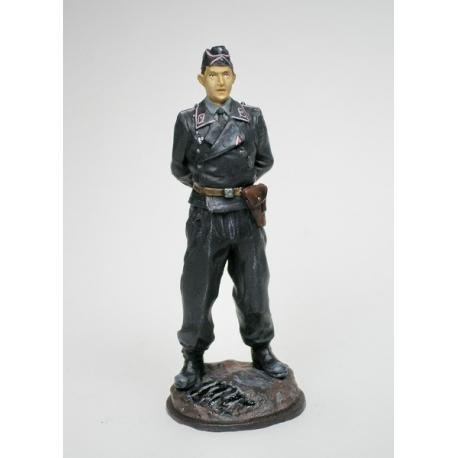 Panzer Wehrmacht officer