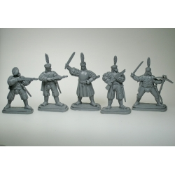 Битва при Павии 1525 год, итальянцы