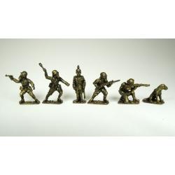 Set World War I, Germans (cover bronze) 1584