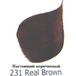 FolkArt краска акриловая 59 мл настоящий коричневый