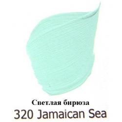 FolkArt краска акриловая 59 мл светло-бирюзовый