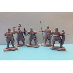 Нормандцы. Битва при Гастингсе, XI век