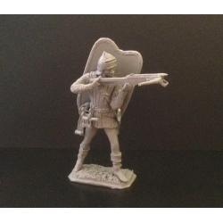 Genoese crossbowmen (mercenary), army Mamaia