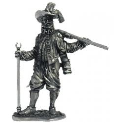 Капитан ландскнехтов, середина 16 века