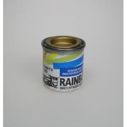 Краска эмалевая Rainbow глянцевое золото металлик