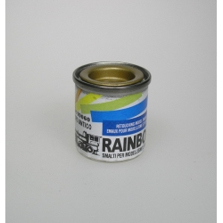 Rainbow paint Antique gold