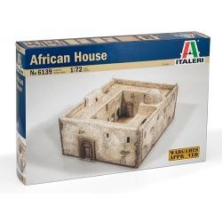 """Макет """"Африканский дом"""""""