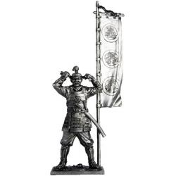 Асигару с флагом