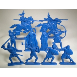 Knight tournament (blue)