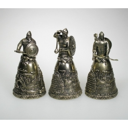 "Set of bells ""Three heroes"""