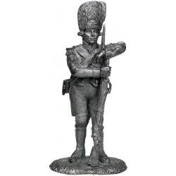 Гренадер Национальной Гвардии Парижа, 1792 г.