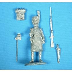 Сапёр гренадер 3-го(голландского) полка. Франция, 1808-12 гг, набором (p_rep05kit)