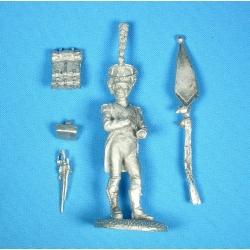 Carabiniere light infantry, France 1809 (p_rep08kit)