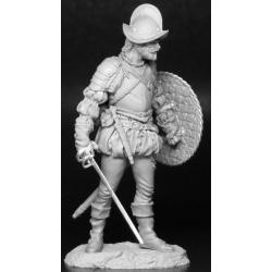 Spanish conquistador, 1560-1600 (CHM-54002 (M))