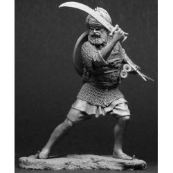 Воин Акали армии Сикхов. Индия, XVIII-XIX века (CHM-54009)
