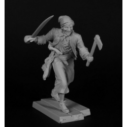 The pirate (№ 2), 1700-40 (CHM-54035)