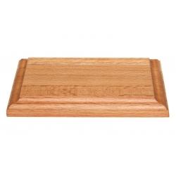 Деревянная подставка 140x100x17, бук (S212B)