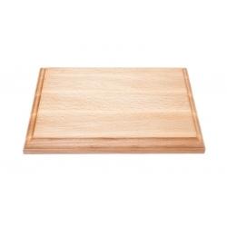 Wooden stand 120x120x17, beech (S220B)