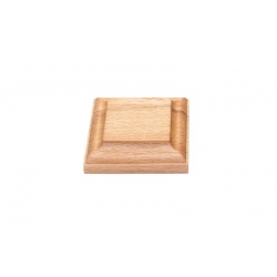 Wooden stand 60x60x17, beech (S24B)