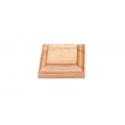 Wooden stand 60x60x17, beech (S24B)