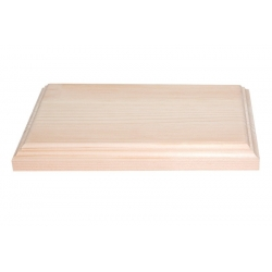 Деревянная подставка 170x120x17, сосна (S115S)