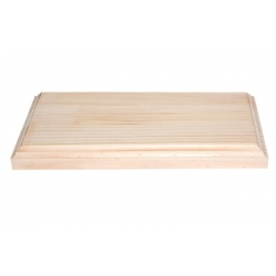 Wooden stand 200x120x17, pine (S118S)
