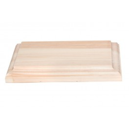 Wooden stand 140x100x17, pine (S212S)