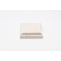 Wooden stand 80x80x17, birch (S16Z)