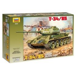 Советский средний танк Т34/85 (3533)