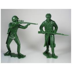 Красная армия, набор №1 из 2 фигур (150 мм)