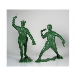 Red Army, set of two figures 3 (15 cm)