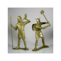 Barbarians, set of two figures 1 (15 cm)