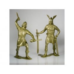 Barbarians, set of two figures 2 (15 cm)