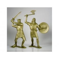 Варвары, набор №3 из 2 фигур (150 мм)