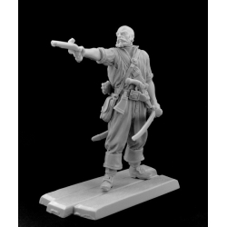 The pirate (№ 1) with the pistol, 1660-80 (CHM-54024(M))