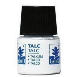 Talc for demolding Pebeo 15g