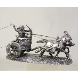 Персидская боевая колесница (40 мм, чернение)