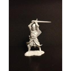 Английский рыцарь с двуручным мечем