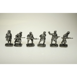 The Battle of Stalingrad. Red Army. Pewter (PTS-4026pw)
