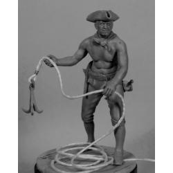 The pirate (№ 4), 18 century (CHM-54069)