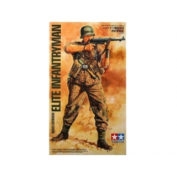 1/16 German Infantryman WWII