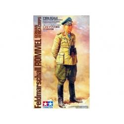 1/16 Фельдмаршал Роммель. Африканский корпус WWII
