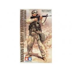 1/16 Modern US Army Infantryman (Desert Uniform)