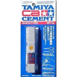 Tamiya CA Cement (Quick Type)