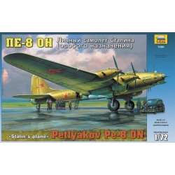 Stalin`s plane Petlyakov Pe-8 ON (7280)