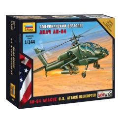 US attack helicopter Apache AH-64(7408)