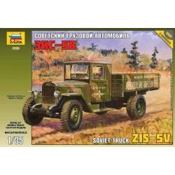 Soviet truck ZIS-5V (3529)