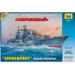 "Russian destroyer ""Sovremennyj ""(9054)"