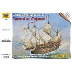 Spanish ship San Martin (6502)
